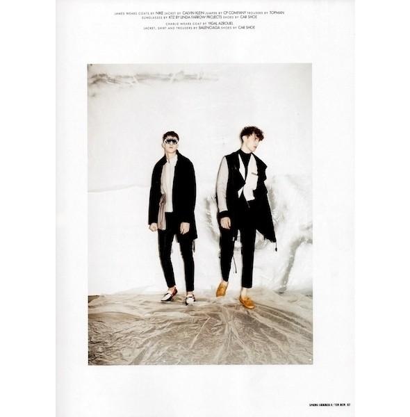 Изображение 36. Мужские съемки: Vogue, L'Officiel и другие.. Изображение № 45.