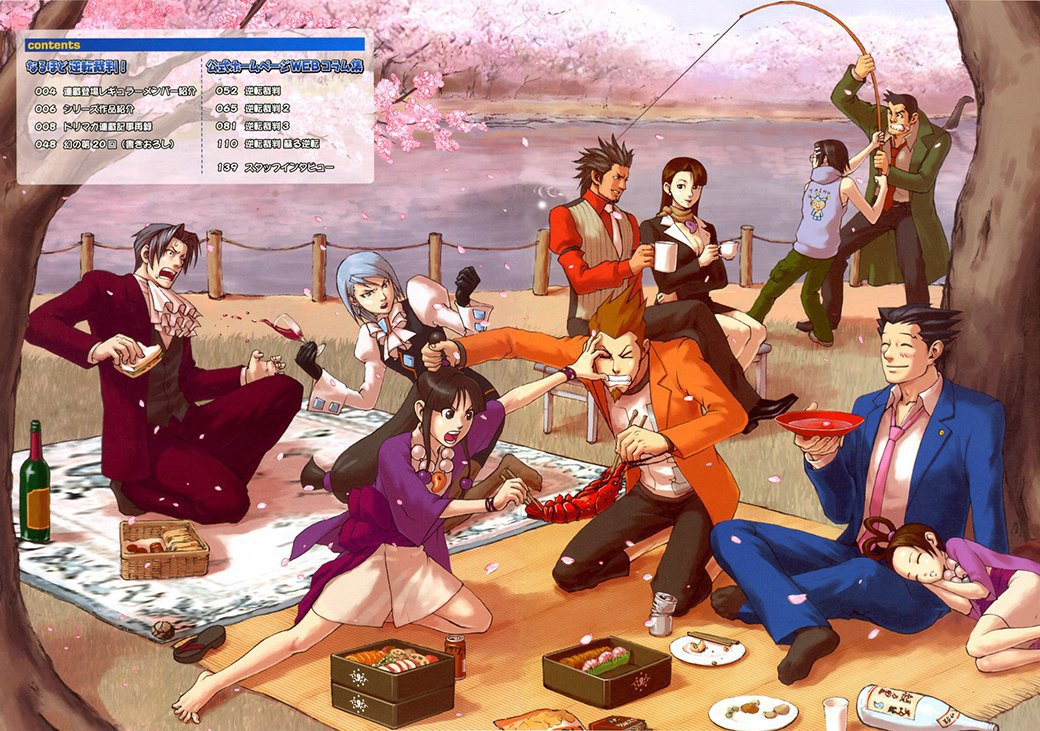 Чем японские игры отличаются от западных. Изображение № 8.
