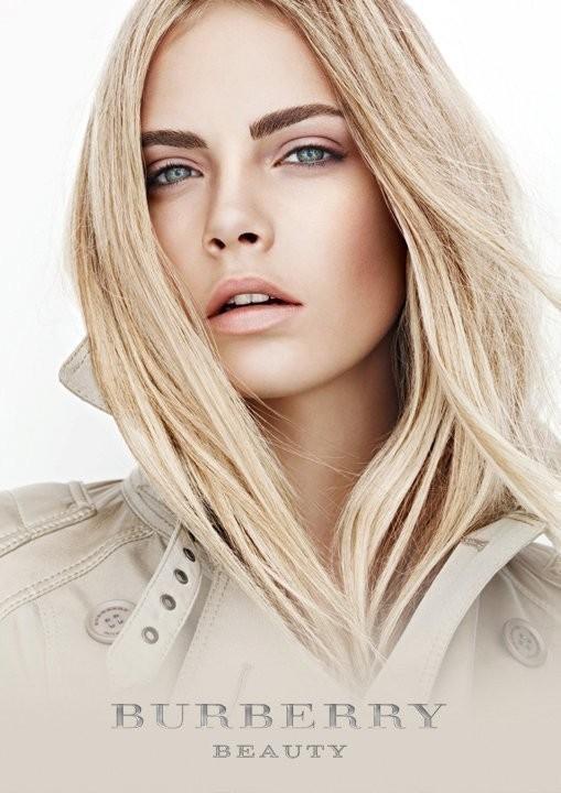 Изображение 3. Бьюти-кампании: Burberry, Chloe, Givenchy и другие.. Изображение № 2.