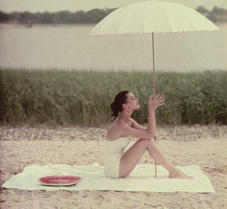 Ретро-купальник 1954 год. Изображение № 28.