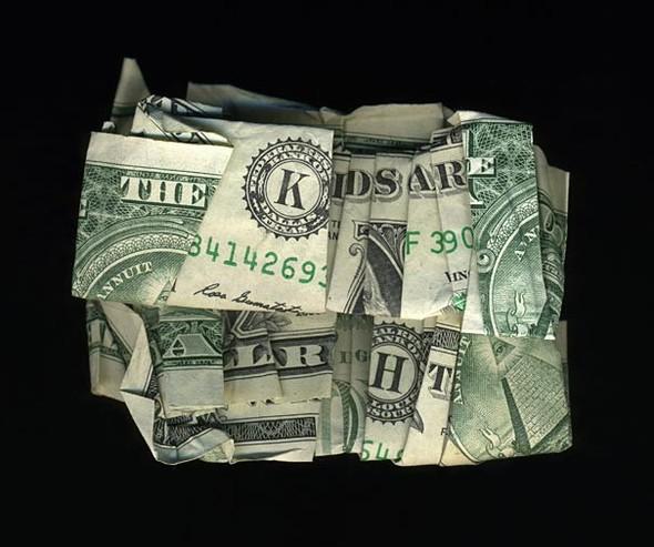 Скрытые сообщения на долларовых купюрах. Изображение № 11.