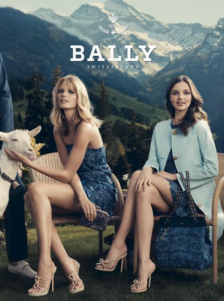 Кампания: Bally SS 2012. Изображение № 9.