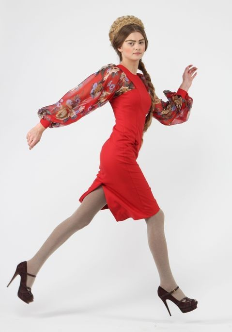 Lookbook RUZANNA GUKASYAN - FW 2011/2012. Изображение № 6.