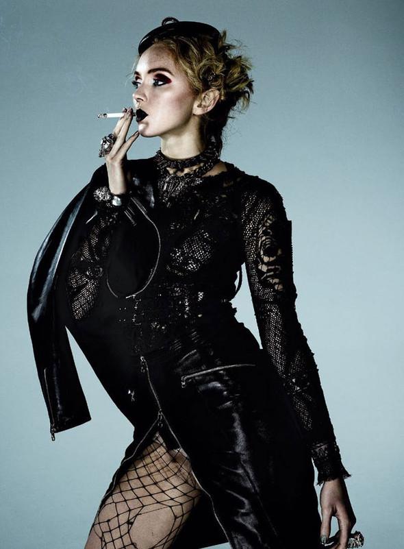Съёмки: 25, Dazed & Confused, Vogue и другие. Изображение № 34.