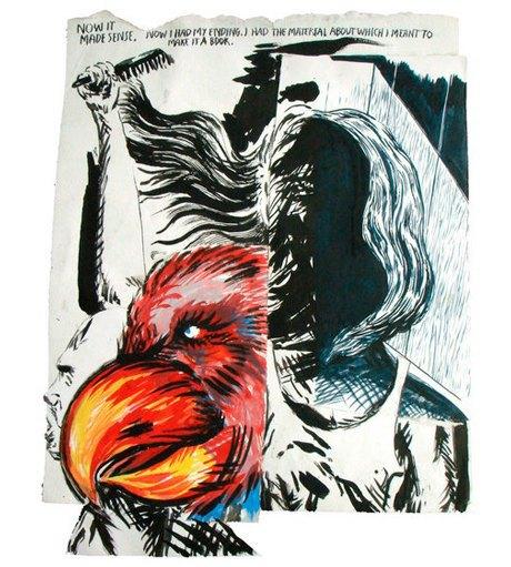 27 работ, за которые я люблю автора обложек Black Flag и Sonic Youth. Изображение № 18.