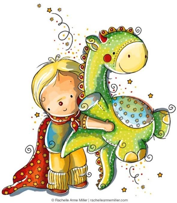 Иллюстратор Rachelle Anne Miller. Изображение № 24.
