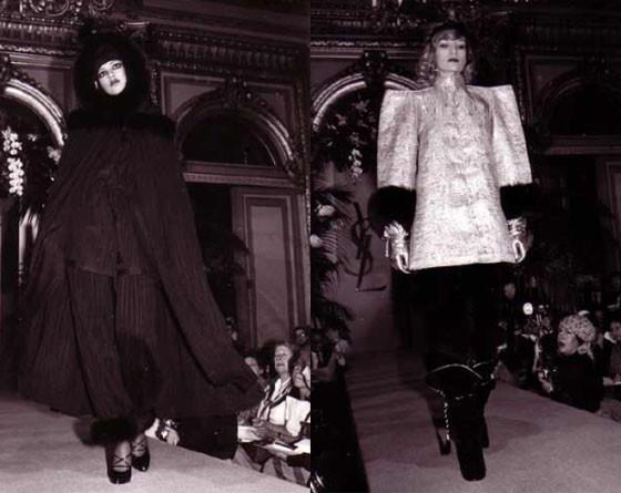 Архив: коллекции Yves Saint Laurent 1962-1999. Изображение № 14.