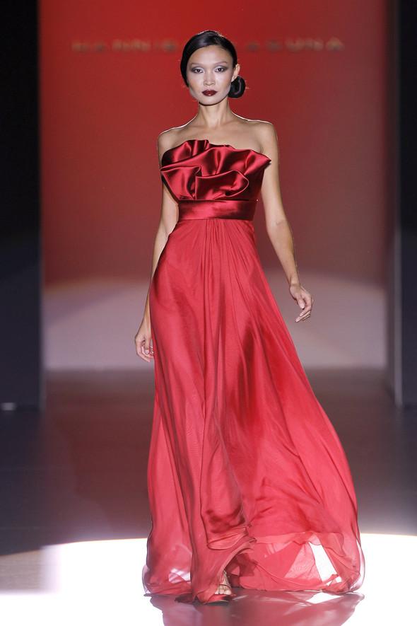 Madrid Fashion Week SS 2012: Hannibal Laguna. Изображение № 25.