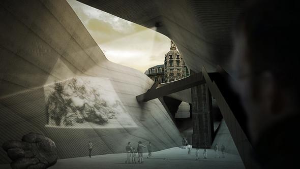Подземный музей в Антверпене. Изображение № 2.
