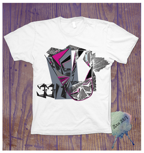 Изображение 8. Принтовые футболки.. Изображение № 8.