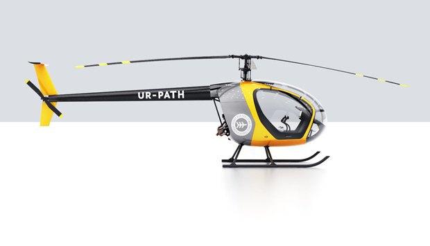 «Студия Артемия Лебедева» разработала корпус вертолёта. Изображение № 6.