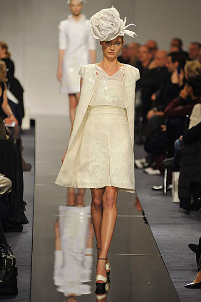 Chanel Spring 2009 Haute Couture. Изображение № 37.
