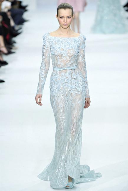 Elie Saab Spring 2012 Couture. Изображение № 15.