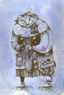Фантасмагория Tineidae. Изображение № 24.