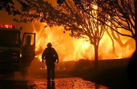Пожары вКалифорнии. Изображение № 19.
