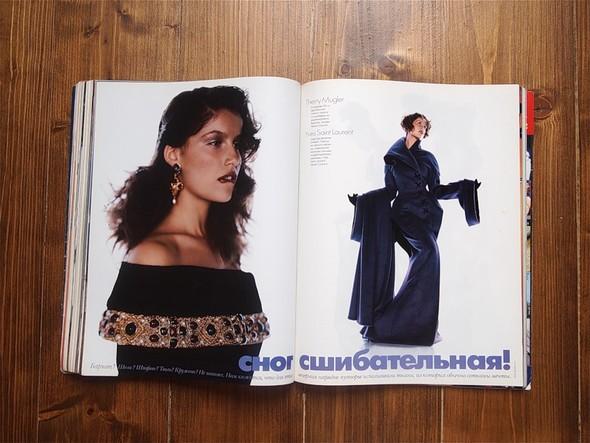 Elle' 97: Зимняя феерия. Изображение № 26.