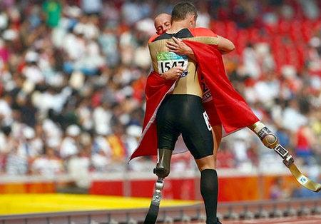 Лучшие фотографии Паралимпийских игр-2008 вПекине. Изображение № 1.