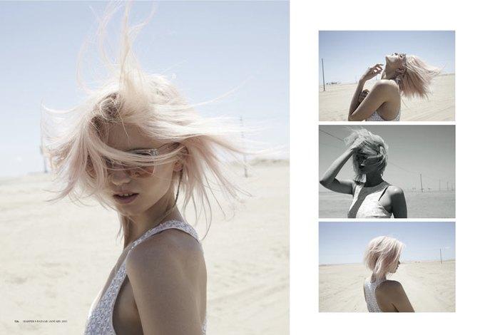 Lula, Harper's Bazaar и Vogue показали новые съемки. Изображение № 23.