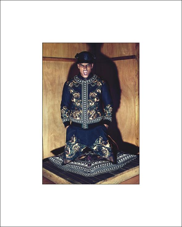 Изображение 4. Превью мужских кампаний: Givenchy, Frankie Morello и Marc O'Polo.. Изображение № 1.
