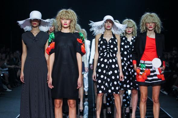 Наташа Дригант, Кира Пластинина, Сергей Сысоев, Gabi Lauton: весна-лето 2011 на Volvo Fashion Week. Изображение № 20.
