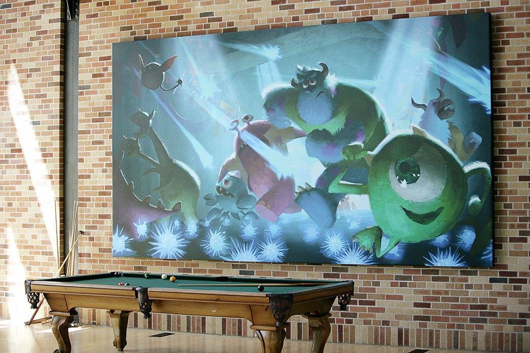 Что происходит внутри студии Pixar. Изображение № 21.
