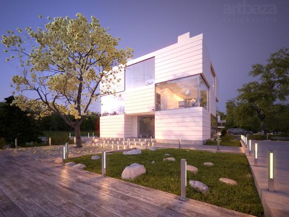 Проект и строительство дома Modul. Изображение № 10.