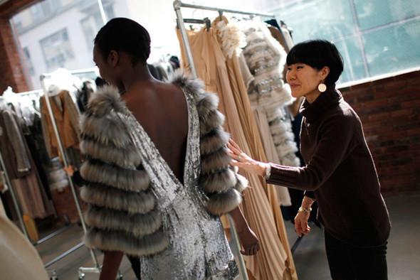 Изображение 27. Неделя моды в Нью Йорке: Бэкстэйдж.. Изображение № 27.