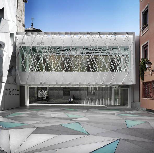 Новый Центр Живописи и Иллюстрации ABC в Мадриде. Изображение № 3.