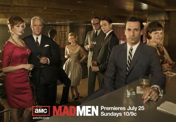 Новый сезон: Mad Men. Изображение № 1.