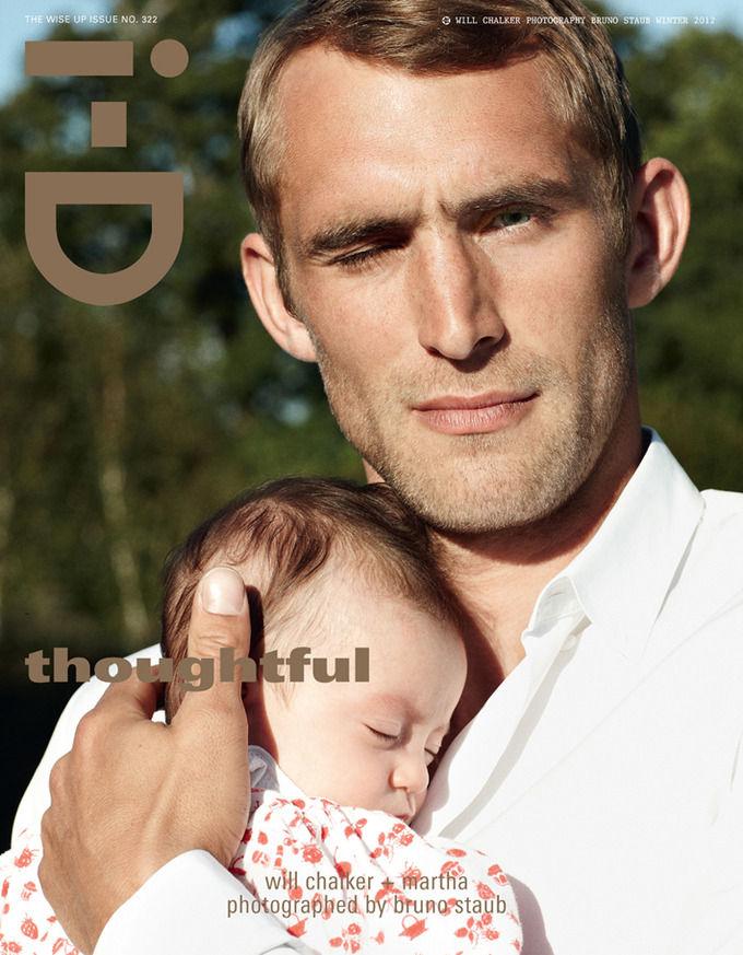 Вышли новые обложки i-D, Vogue, NY Times и других журналов. Изображение № 10.