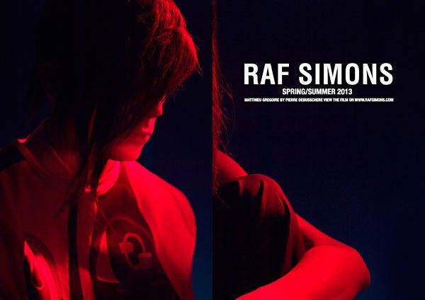 Показана новая кампания Raf Simons. Изображение № 6.