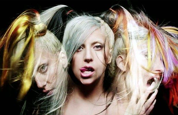 Леди Гага в видео Mugler. Изображение № 4.