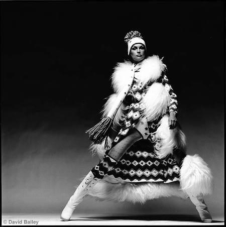 Легенда «заводных 60-х» Дэвид Бэйли. Изображение № 12.