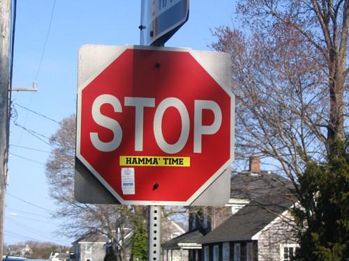 STOP SIGN. Изображение № 10.