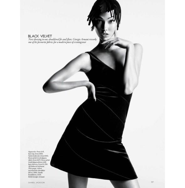 5 новых съемок: Dazed & Confused, Harper's Bazaar и W. Изображение № 31.