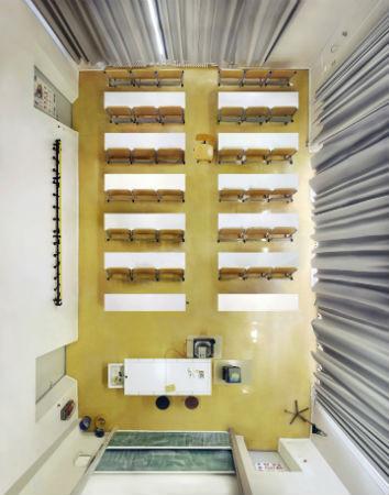 """Вид сверху лучше: """"Портреты комнат"""", сделанные с потолка. Изображение № 3."""