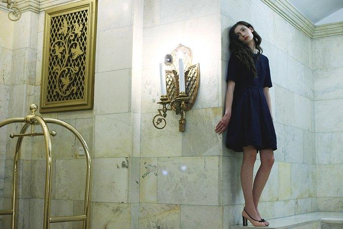 Вышли новые лукбуки Dina Faradzheva, Eudon Choi и J. Crew. Изображение № 18.