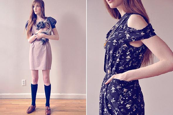 Кое-что новое: Gentlewoman, H&M, Zara и Topshop. Изображение № 11.