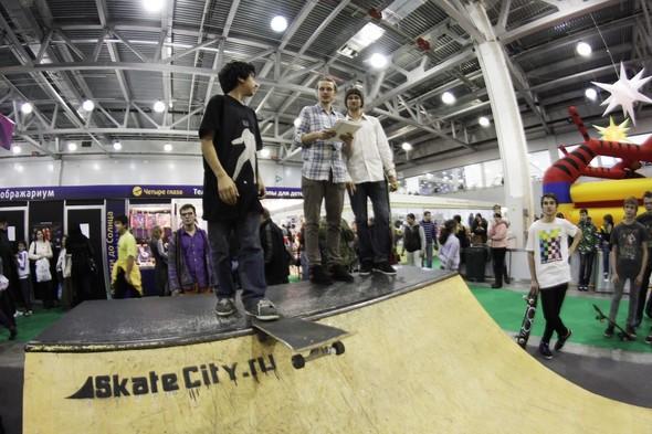 SkateCity: Окси vs Golovanov. Вся правда о битве школ!. Изображение № 5.