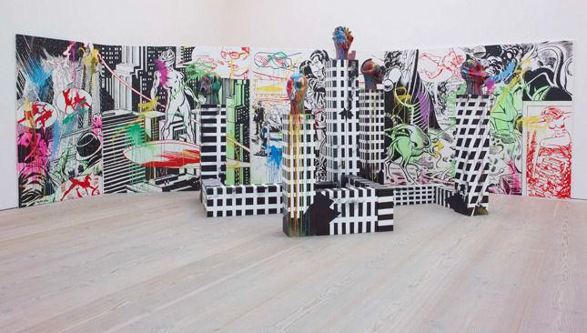 В галерее Саатчи открывается выставка российского искусства. Изображение № 7.