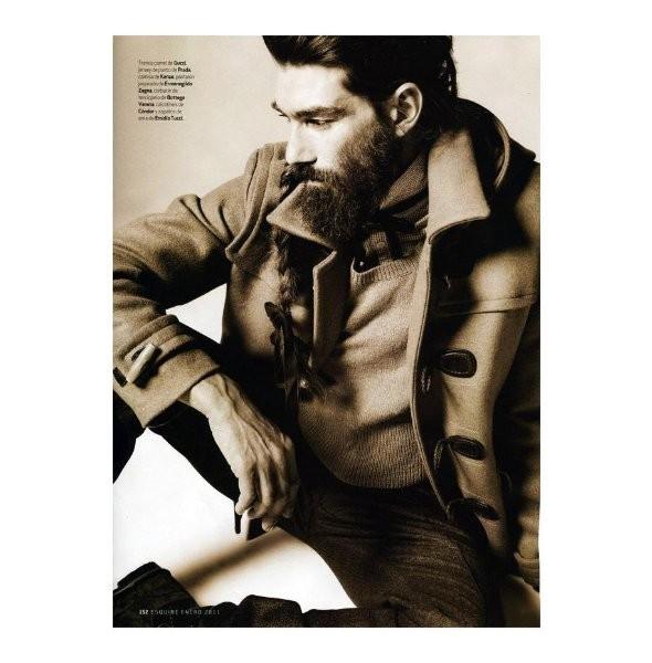 Изображение 14. Новые мужские съемки: Vogue Hommes, GQ и другие.. Изображение № 24.