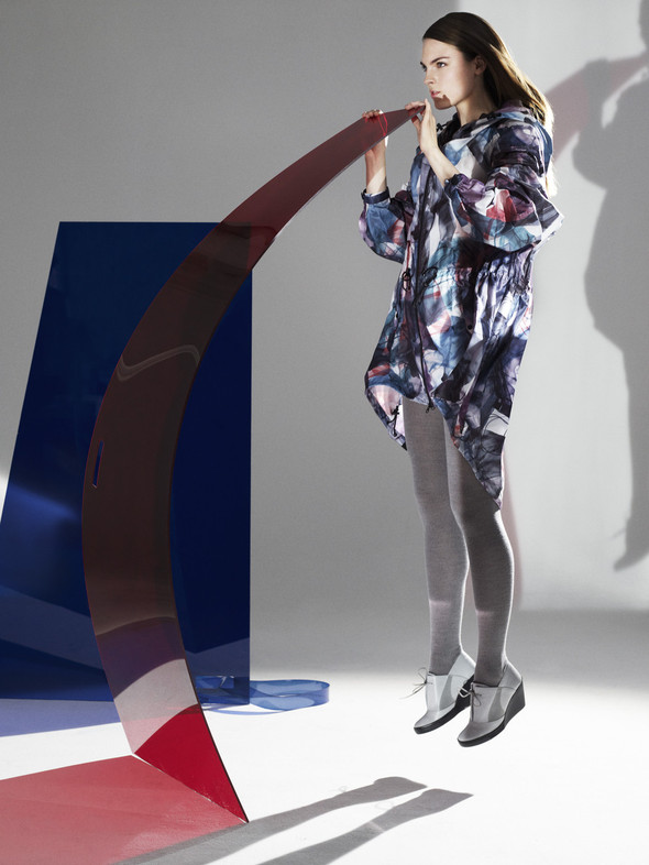 Лукбук: Urban Mobility by Hussein Chalayan FW 2011. Изображение № 14.