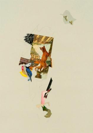Клей, ножницы, бумага: 10 современных художников-коллажистов. Изображение № 72.