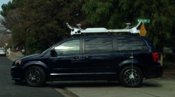 Слух: Apple работает над аналогом Street View. Изображение № 1.