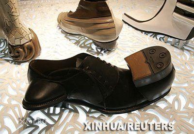 Такая странная обувь. Изображение № 5.