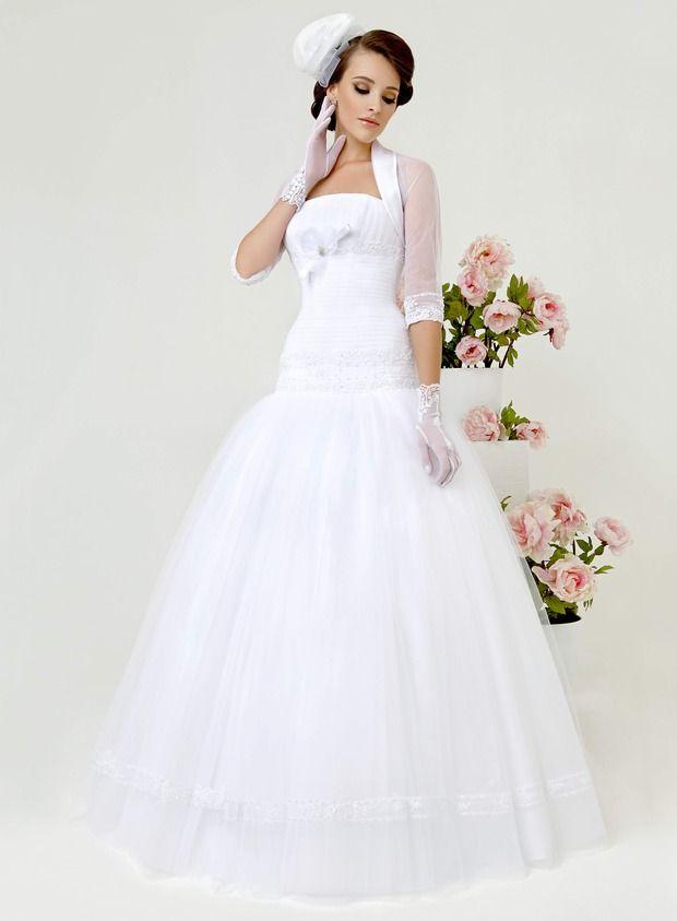 Свадебная Коллекция  от дизайнера Татьяна Каплун-Kookla 2013 ( Simple White ). Изображение №2.