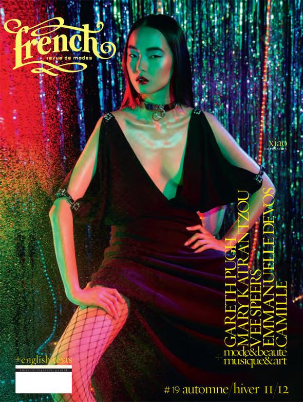 Обложки: Аджак Денг, Сабрина Нет, Шарлотта Фри и другие модели для French Revue De Modes. Изображение № 13.