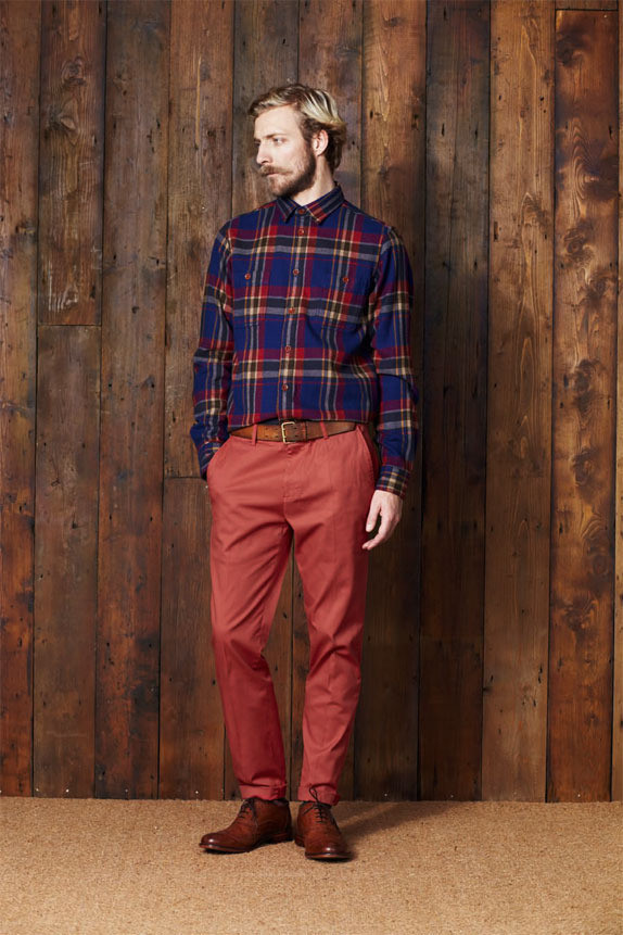 Ben Sherman Lookbook AW11. Изображение № 14.