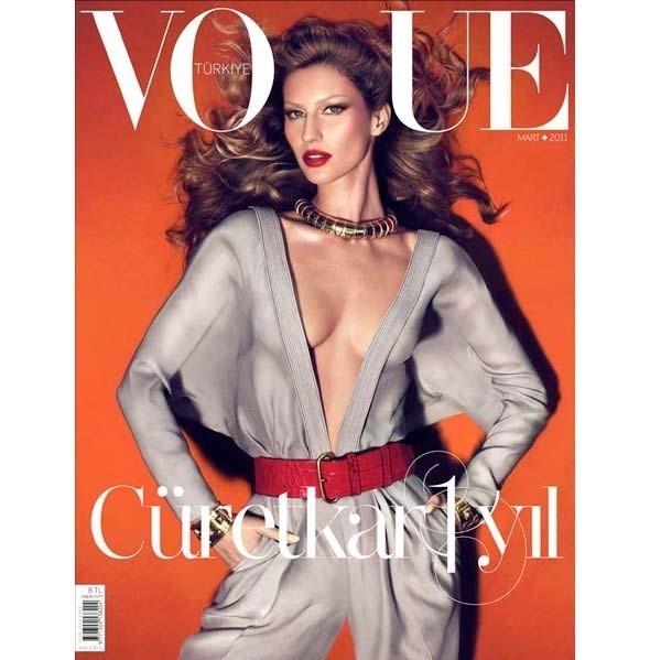 Изображение 4. Обложки Vogue: Австралия, Италия, Латинская Америка и Турция.. Изображение № 4.