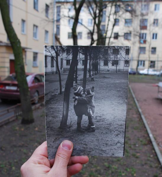 Фотография в фотографии. Изображение № 37.